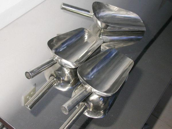 不锈钢勺、铲