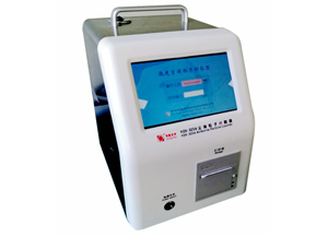 Y09-3056型(50L/min)激光尘埃粒子计数器